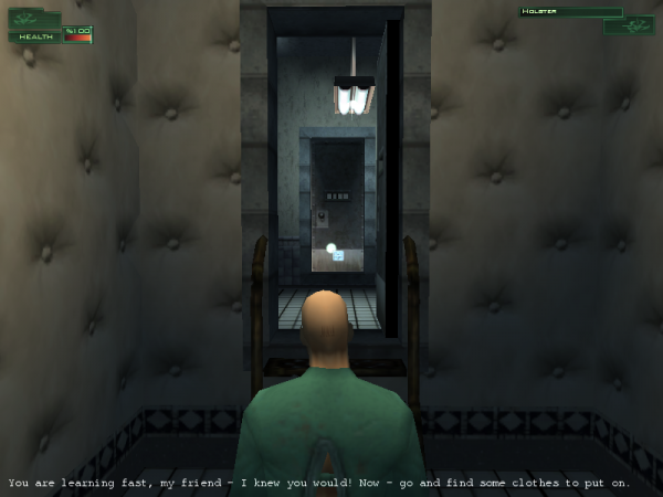 Hitman: Codename 47 widescreen