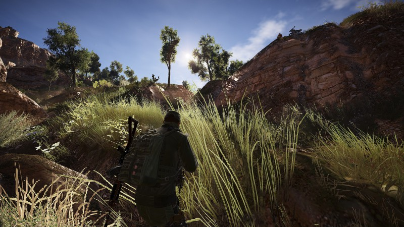 Wildlands God Ray Outside Off
