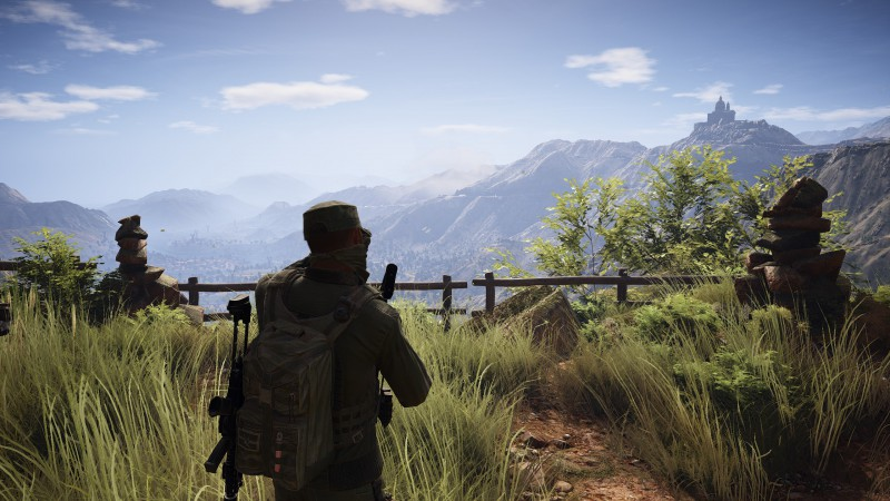 Wildlands FOV Default