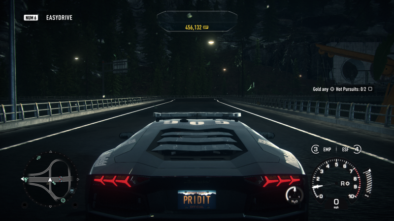 Need For Speed Rivals FOV 2