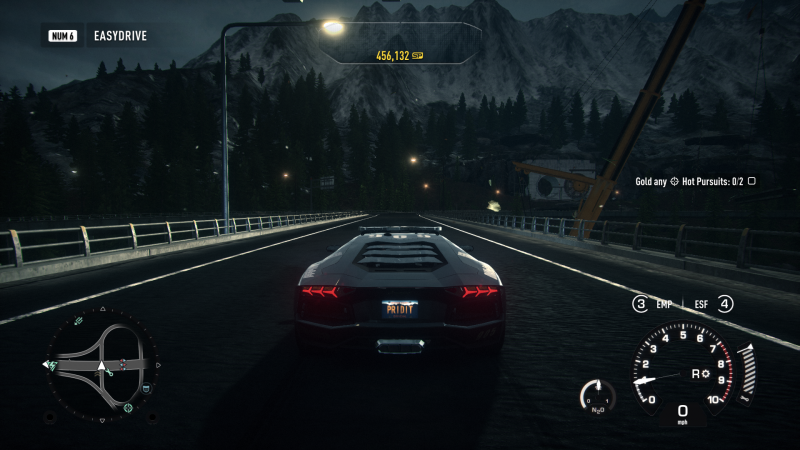Need For Speed Rivals FOV
