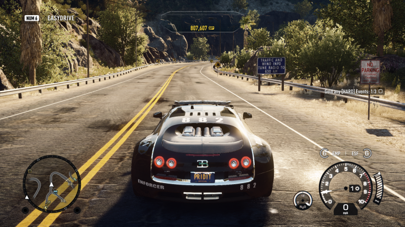Need For Speed Rivals Low