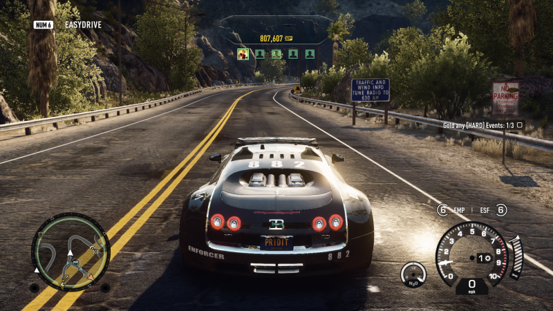 Need For Speed Rivals SSAO