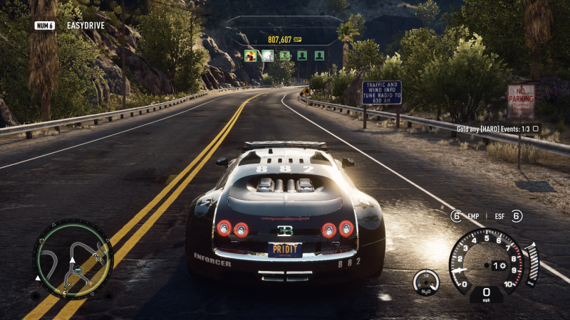 Need For Speed Rivals HBAO