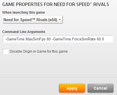 need For speed rivals   launch