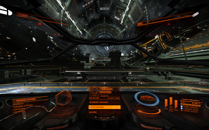 Elite Dangerous PC Report