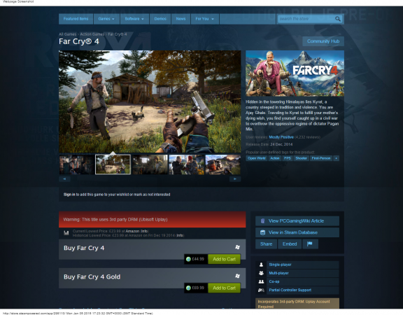 Far Cry® 4 On Steam (2)