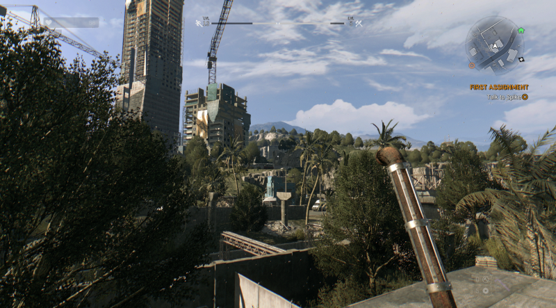 DyingLight DOF On