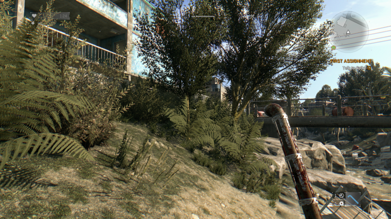 DyingLight foliage Low