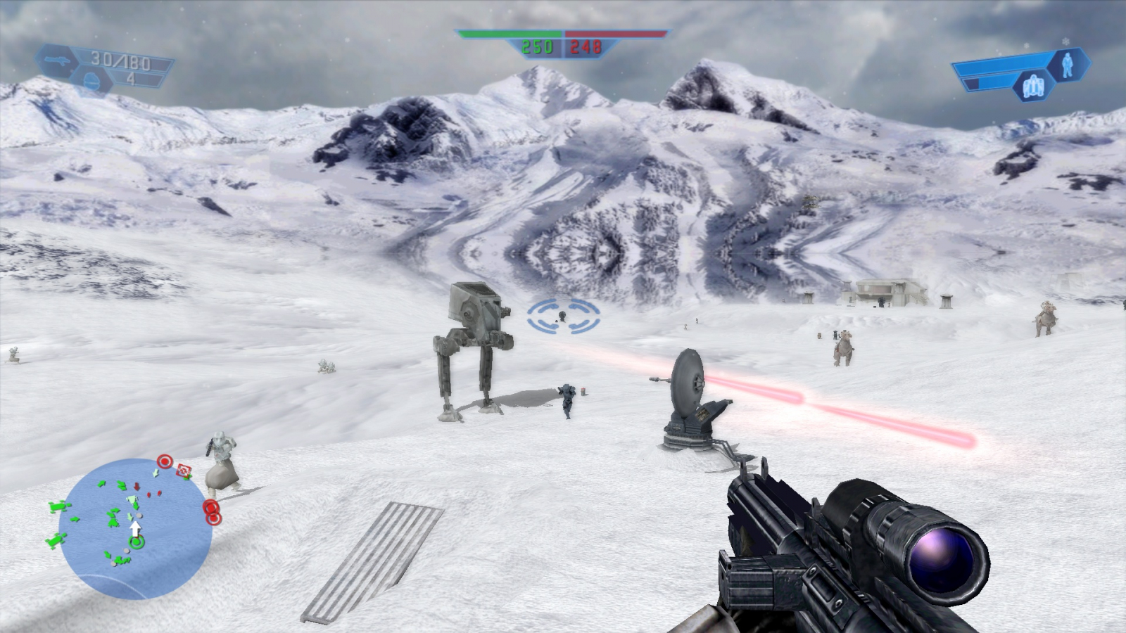 Battlefront 1.3.5 - Hoth #1
