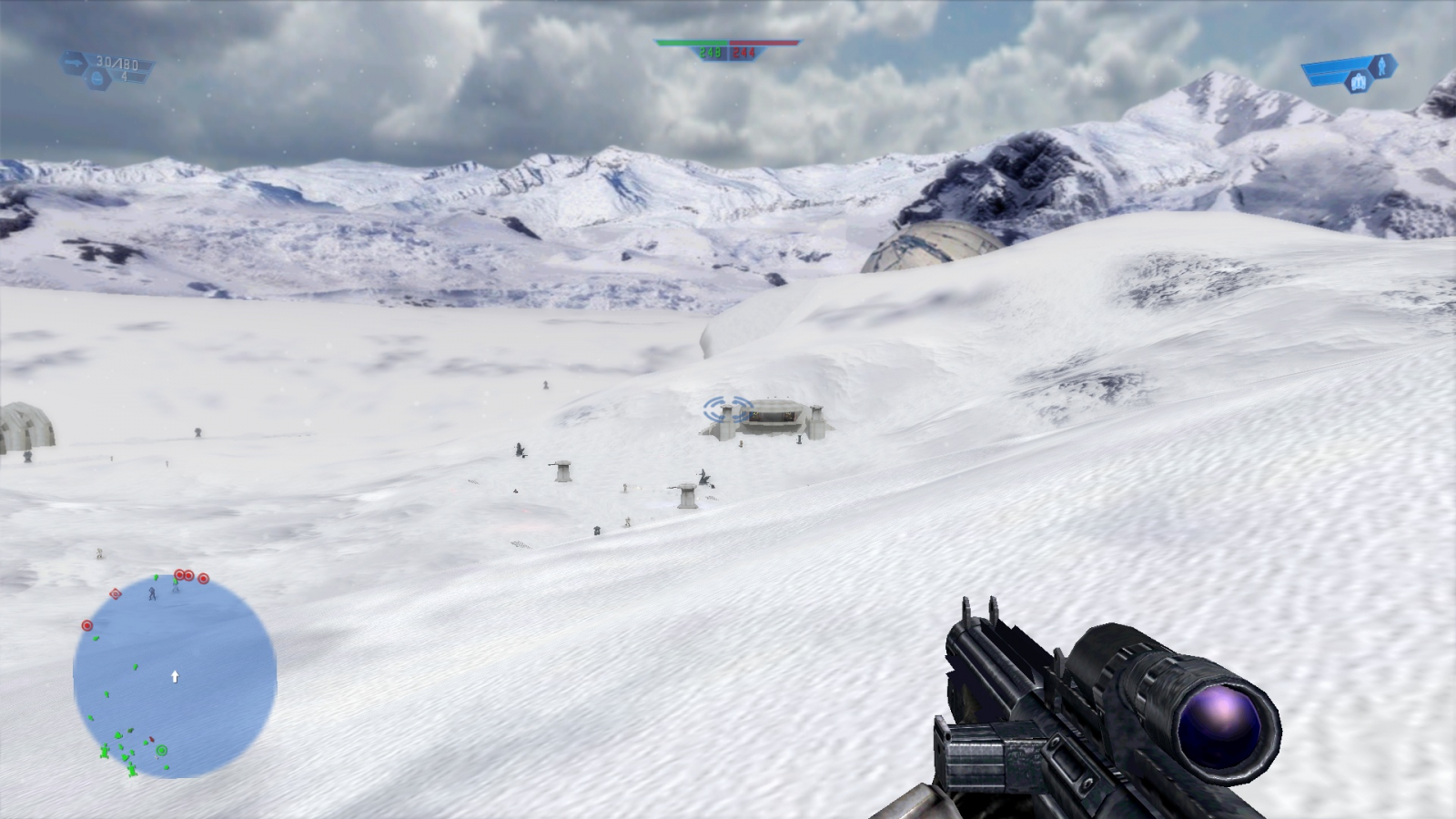 Battlefront 1.2 - Hoth #2