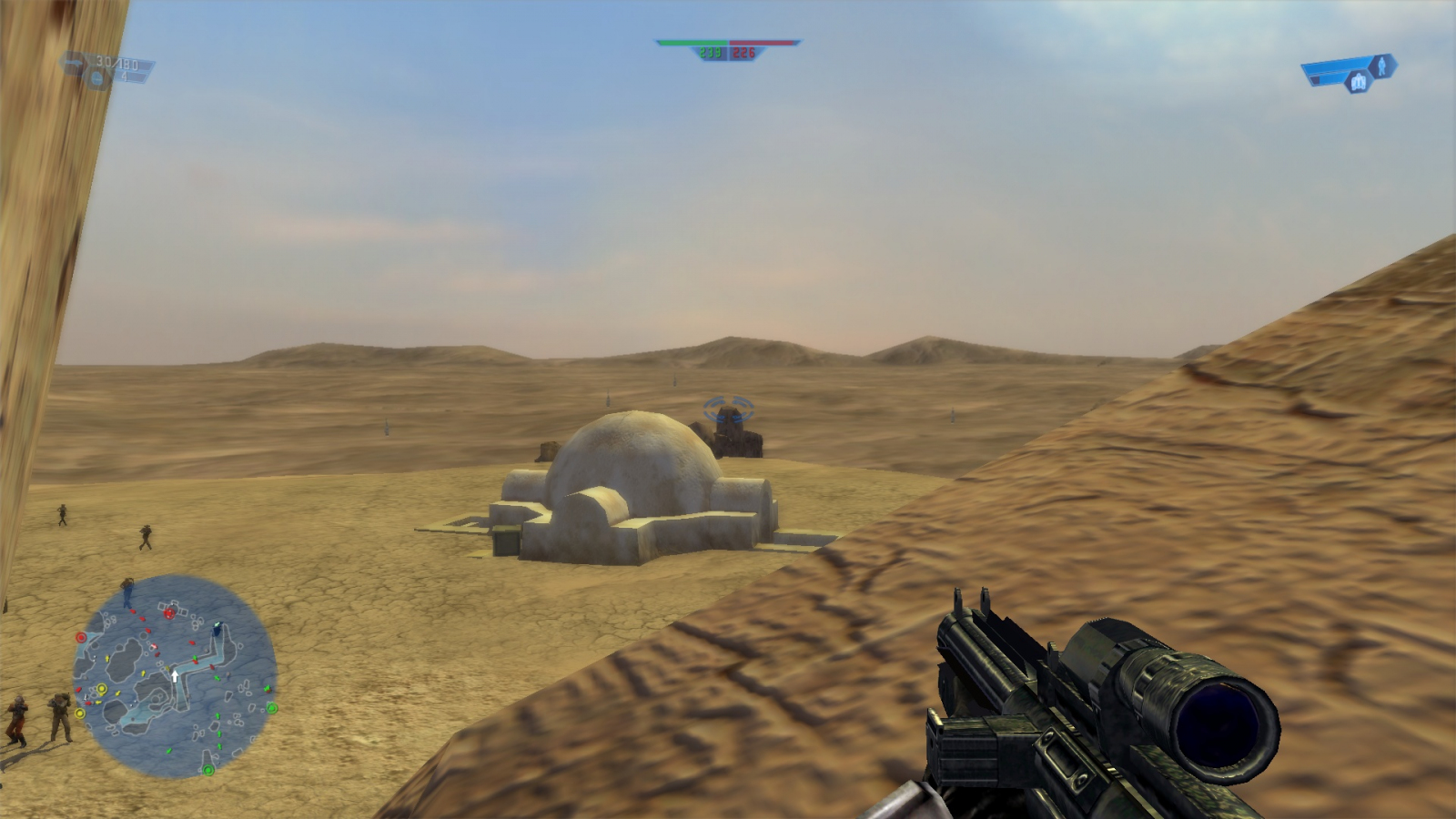 Battlefront 1.2 - Tatooine