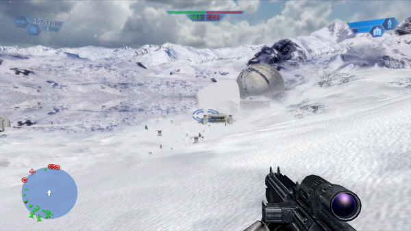 Battlefront 1.3.5 - Hoth #2