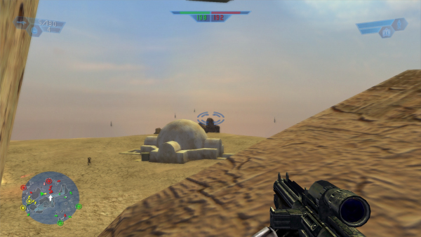Battlefront 1.3.5 - Tatooine