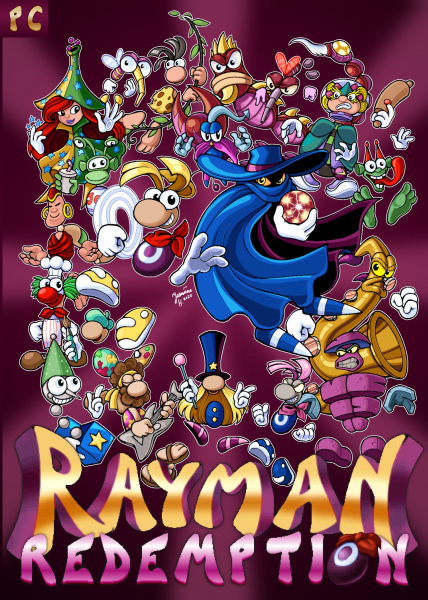 Rayman Redemption cover.jpg