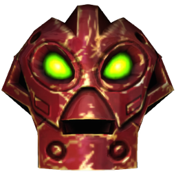 Bionicle Heroes icon comparison